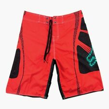 New Men's Beach Shorts Multi-color Board shorts FOX Quick-drying Microfiber