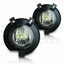 2002-2005 Ford Explorer Fog Lamps w/High Power COB LED Projector Bulbs