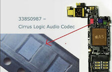Circuito Integrado De Audio 338s0987 U60 para iPhone 4s Sin Audio/sin tono de llamada/no vibre