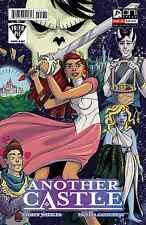 ANOTHER CASTLE 1 NM RARE LEILA DEL DUCA FRIED PIE VARIANT ONI PRESS