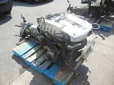 JDM NISSAN SKYLINE RB25DET R34 NEO AWD ENGINE 5 SPEED TRANSMISSION R34 NEO MOTOR