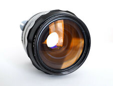 NIKON NIKKOR-O 35mm f2.0 - 1965 - BOXED WITH BUBBLE KEEPER - GORGEOUS!