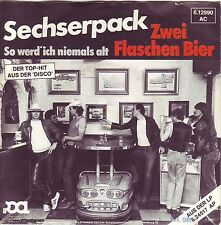 """""""7"""" - SECHSERPACK - Zwei Flaschen Bier"""