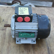 Crompton Greaves ADC12J 0.37kW 415V 3 phase induction motor