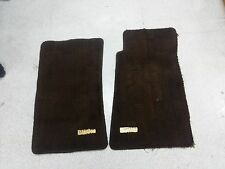 JDM MAZDA EUNOS ROADSTER MX-5 NA6C ORIGINAL OPTION V SPEACIAL FLOOR MATS OEM