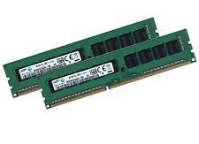 2x 8GB 16GB Samsung ECC DDR3 1600 Mhz ECC RAM für Synology DiskStation DS3615xs
