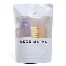 Jason Markk 4oz Premium Sneaker Shoe Cleaner - Cleaning Kit with Brush