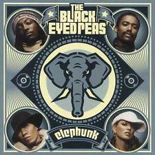The Black Eyed Peas - Elephunk - UK CD with bonus tracks