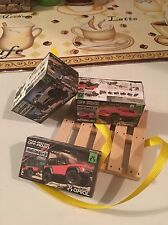 1/10 Rc Scale Garage Accessories Palette With Scale Rc Truck Boxes.