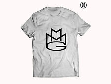 Mmg maybach music rick ross meek mill hip hop rap t-shirt (small, medium, large, xl)