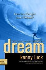 Dream : Have You Caught God's Vision? by Kenny Luck, Bible Study- Free Shipping