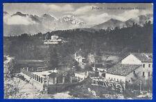BELLUNO Stazione di Piscicoltura Panorama  Fisterre  1907 f/p #19580