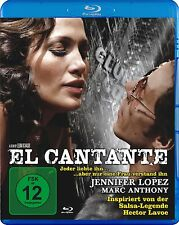 El Cantante ( Biopic über Salsa-King Hector Lavoe ) mit Jennifer Lopez BLU-RAY