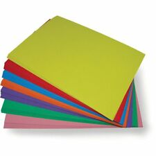 30 x A4 PREMIUM COLOURED CARD ASSORTED COLOURS ARTS CRAFTS CARD MAKING PAPER NEW