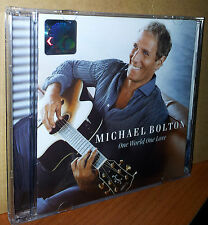 Michael Bolton - One World One Love (2009) CD