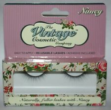 The Vintage Cosmetic Company NANCY Re-Usable False Eye Lashes **