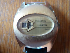 Nice Princeton Mechanical Jump Hour Men/women Watch!!!