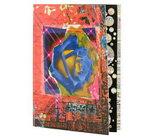Christian Lacroix ROSE GARDEN A6 Layflat Notebook 6 x 4.25 Inches 128 Rule 01131