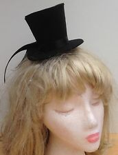 Black Undertaker Style, Mini Top hat