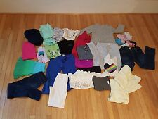 HUGE LOT #5 Girl's Clothes S: ALL Seasons ZARA Girls CREWCUTS CIRCO GAPKIDS EUC