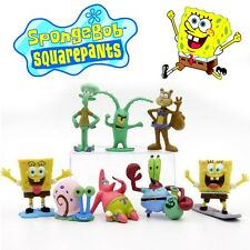 SpongeBob SquarePants Disney Character Display Cake Topper Decor Toy Decorations