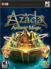 NEW Azada Ancient Magic PC Brain Puzzle Game seek & find hidden object library