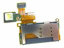 Sony Ericsson W995i W995 Genuine Sim Holder Reader Flex Cable Slot Repair Part