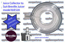 Breville Juice Collector to suit BJE520 Juicer Part BJE520/04 NEW GENUINE