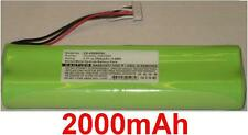 Batterie 2000mAh Pour IBM xSeries 4H, 4M, 4MX type 00N9560 37L6903