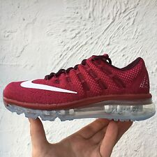 Nike Air Max 2016 - UK 4 Eur 37.5 - burgundy  - womens