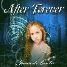 FREE US SH (int'l sh=$0-$3) NEW CD After Forever: Invisible Circles