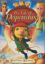 THE TALE OF DESPEREAUX - Voices of Matthew Broderick, Robbie Coltrane (DVD 2009)