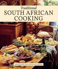 Traditional South African Cooking by Pat Barton and Magdaleen van Wyk (2015,...