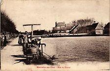 CPA   Mennetou sur Cher - Vue du Canal    (208580)