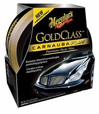 Meguiar`s Meguiars Gold Class Carnauba Paste Wax 311g G7014 NEW
