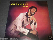 OWEN GRAY Vol.4 LP Canada Mispress ROOTS REGGAE Lovers Rock DANCEHALL Rocksteady