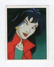 figurina - DIABOLIK TRACK OF THE PANTHER PANINI - numero 2