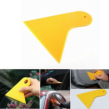 2Pcs Car Cleaning Tool Window Tint Scraper Vinyl Film Wrapping Cleaner