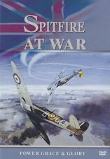 Supermarine Spitfire RAF Aircraft Aeroplane Fighter WWII Documentary DVD