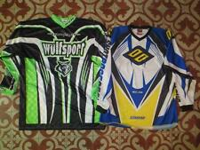 Lot 2 Maillot MOTO CROSS WULFSPORT SHOT Race Gear shirt XXL