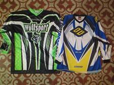 Lot 2 Maillot MOTO CROSS WULFSPORT SHOT Race Gear shirt XXL