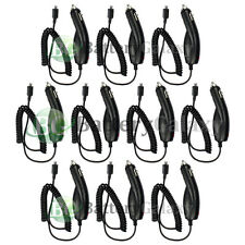10x NEW Accessory Micro USB Car Charger For Cell Phone