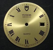 Rolex Tudor Geneve Mens Gold Color Dial Diameter 30mm 100% Original (WD008)