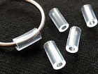 PACK OF 5 SMALL SHANK (APPROX 2mm) RING SNUGS SNUGGIES ADJUSTERS LOOSE RINGS FIX