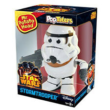 STAR WARS - Stormtrooper Mr Potato Head Figurine (PPW Toys) #NEW