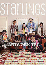Starlings DVD NEW SEALED FREE POSTAGE