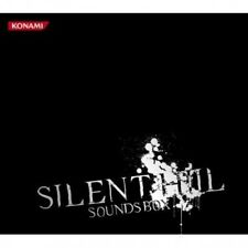 Silent Hill Sounds 8 CD Box w/ DVD Limited Edition