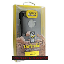 """New!! OtterBox Defender For Apple iPhone 6/6S 4.7"""" Case Only Black 77-50389"""