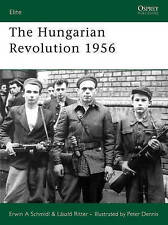 The Hungarian Revolution 1956 by Erwin A. Schmidl (Paperback, 2006)