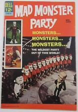 MAD MONSTER PARTY DELL MOVIE CLASSICS COMIC PHOTO COVER SEP 1967 HARVEY KURTZMAN
